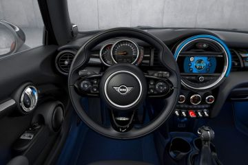 Mini Cooper 3 DOOR Steering Wheel