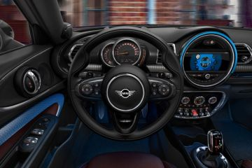 Mini Clubman Steering Wheel