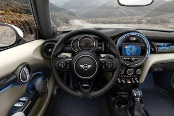 మినీ కూపర్ కన్వర్టిబుల్ Steering Wheel
