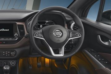 Nissan Kicks Steering Wheel