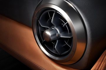 Nissan GT-R Front Air Vents