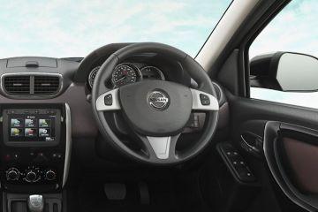 निसान टेरानो Steering Wheel