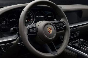 పోర్స్చే 911 Steering Wheel