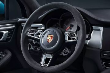 Porsche Macan Steering Wheel