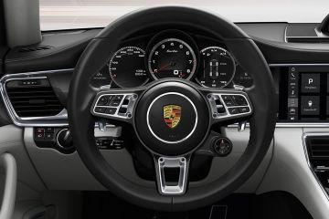 Porsche Panamera Steering Wheel