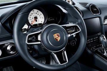Porsche 718 Steering Wheel