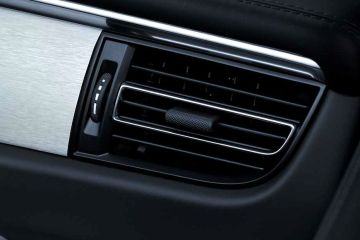 Porsche Macan Front Air Vents
