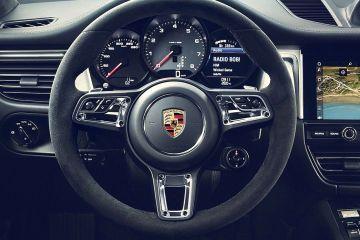 Porsche Macan Steering Wheel