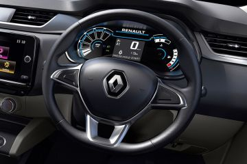 Renault Triber Steering Wheel
