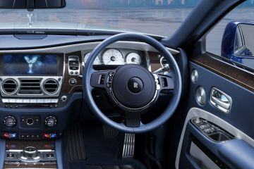 Rolls-Royce Rolls Royce Ghost Steering Wheel