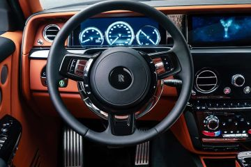 Rolls-Royce Rolls Royce Phantom Steering Wheel