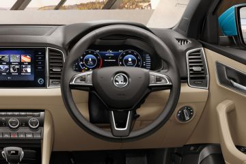 Skoda Karoq Steering Wheel