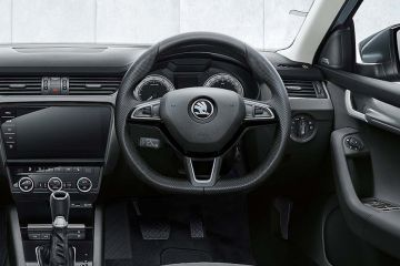 Skoda Octavia Steering Wheel