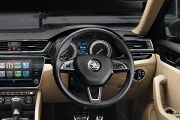 Skoda New  Superb Steering Wheel