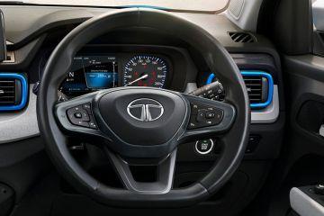 Tata Punch Steering Wheel