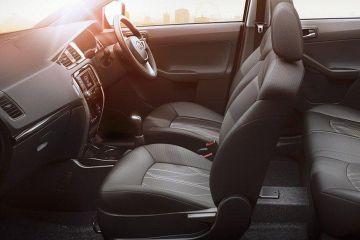 Tata Bolt Front Seats (Passenger View)