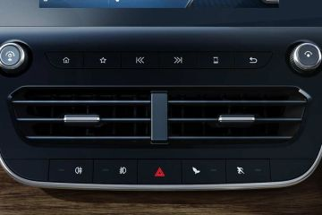 Tata Harrier Front Air Vents