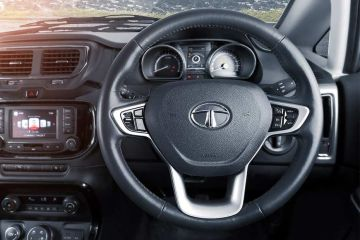 Tata Hexa Steering Wheel
