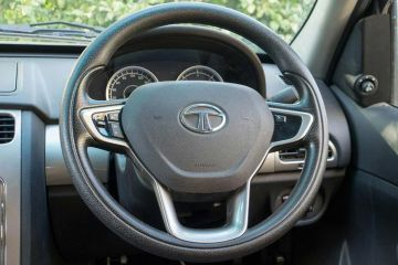 Tata Safari Storme Steering Wheel