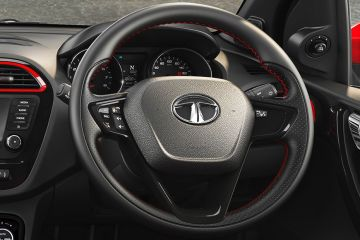 Tata Tigor JTP Steering Wheel