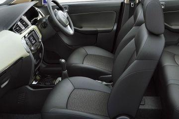 Tata Zest Front Seats (Passenger View)
