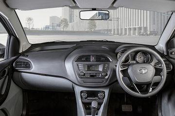 Tata Tigor EV DashBoard