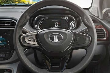 Tata Tigor Steering Wheel