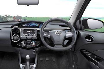 Toyota Etios Cross Steering Wheel