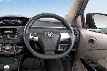 Toyota Etios Liva Steering Wheel