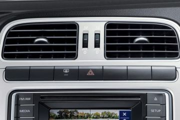 Volkswagen Ameo Front Air Vents