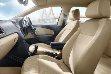 Volkswagen Ameo Front Seats (Passenger View)