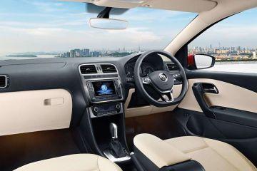 Volkswagen Polo DashBoard