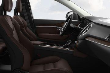 Volvo XC90 Front Seats (Passenger View)