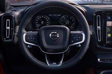 వోల్వో ఎక్స్ Steering Wheel