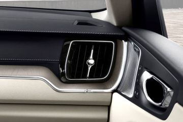 Volvo XC60 Front Air Vents