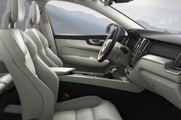 Volvo XC60 Front Seats (Passenger View)