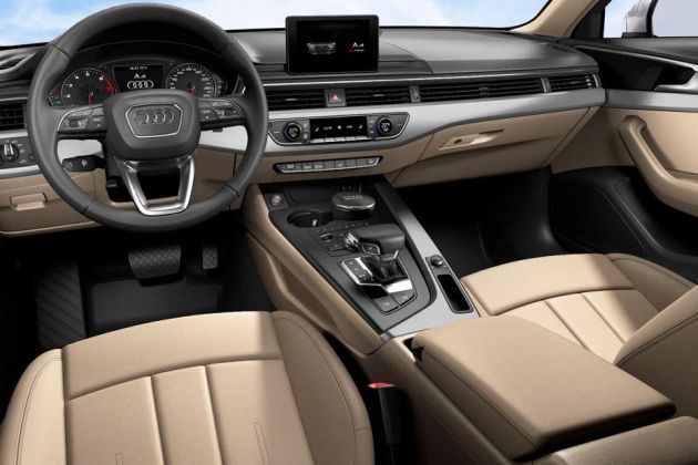 Audi A4 Price, Images, Review & Specs