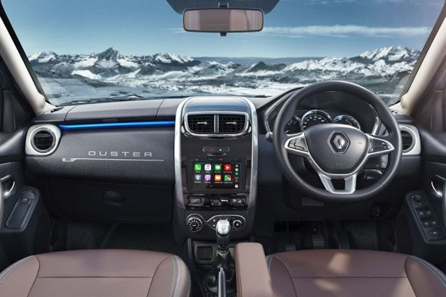 Renault Duster, Captur, Kwid Likely To Get Media Nav 4 0