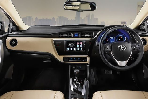 New Toyota Corolla Altis 2019 Price, Images, Review & Specs