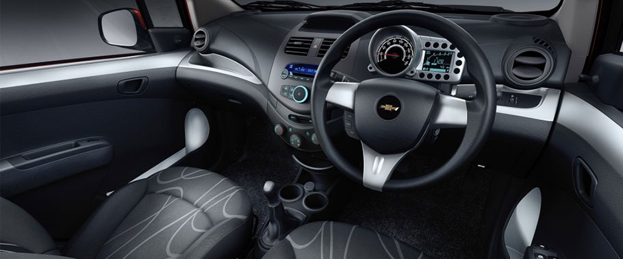 Tell Me About Chevrolet Beat Interiors Cardekho