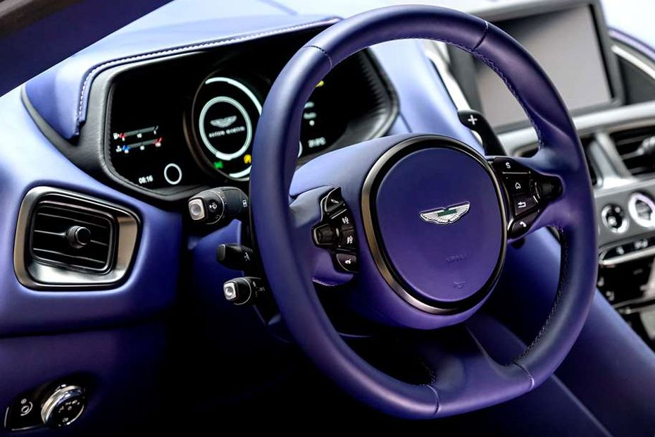 Aston Martin DB11 Steering Wheel Image