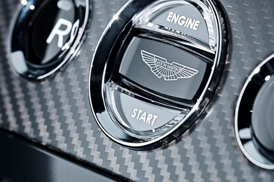 Aston Martin Rapide Ignition/Start-Stop Button Image