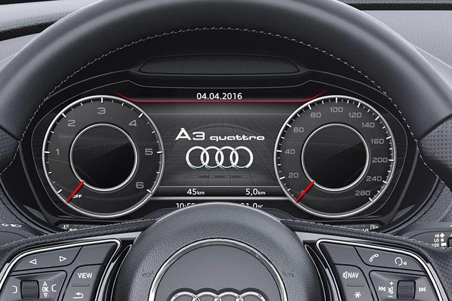 Audi A3 cabriolet Instrument Cluster Image