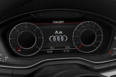 Audi A5 Instrument Cluster Image