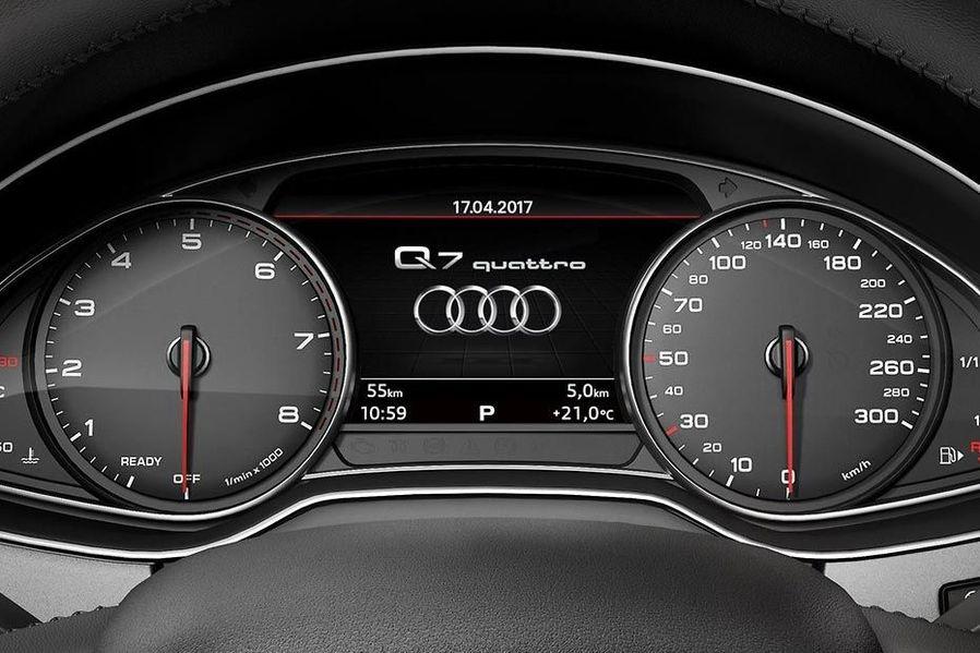 Audi Q7 Interactive Multi-Functional Display