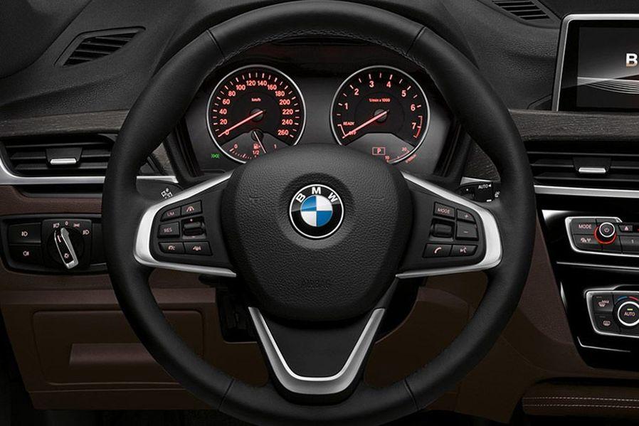 BMW X1 Steering Wheel Image