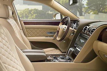 Bentley Flying Spur DashBoard Image