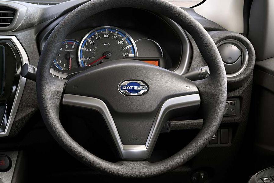 Datsun Go Steering
