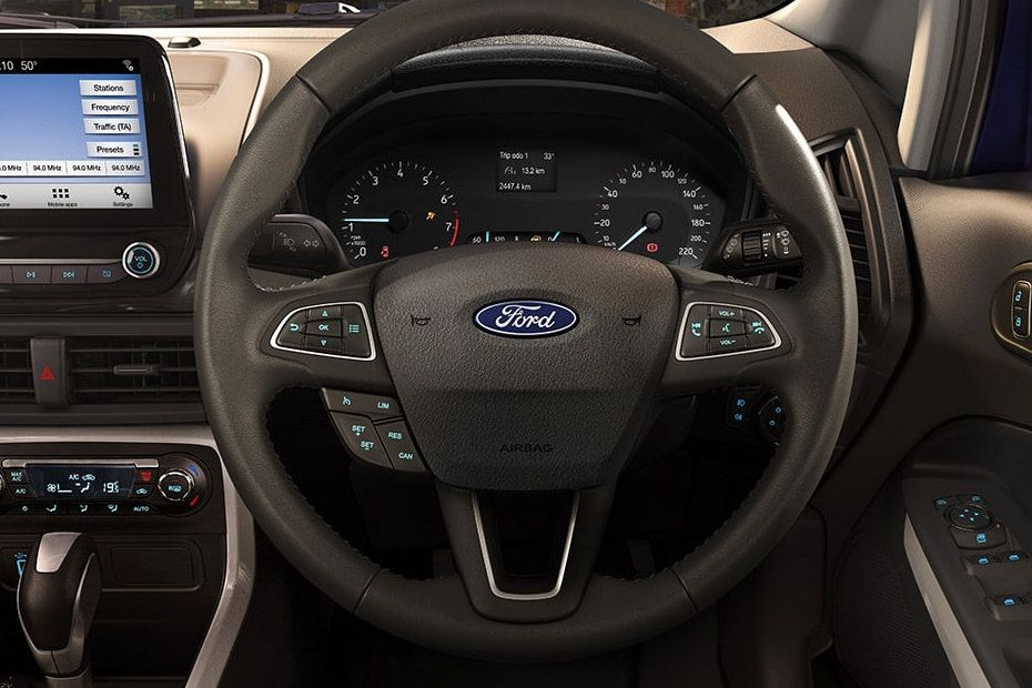 Ford EcoSport Control Integrated Steering