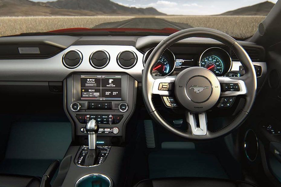 Ford Mustang DashBoard Image